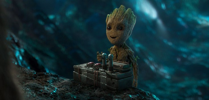 guardians of de galaxy, connection, groot, I'm groot, we're groot, depepi, depepi.com