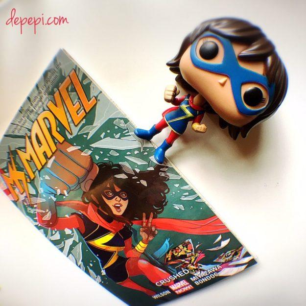 kamala khan, ms marvel, marvel, marvel comics, funko, funko pop, funko friday, depepi, depepi.com