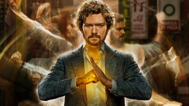 iron fist, netflix, what I'm watching, review, depepi, depepi.com