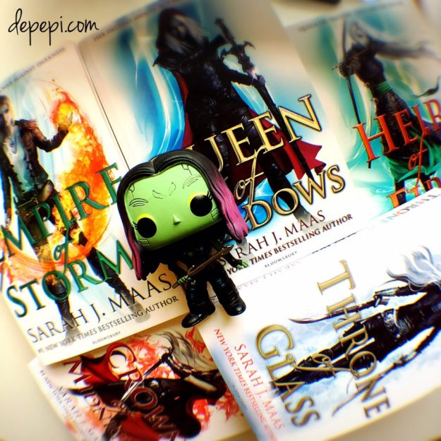 funko, funko pop, funko friday, gamora, guardians of the galaxy, guardians of the galaxy vol 2, throne of glass, sarah j maas, depepi, depepi.com