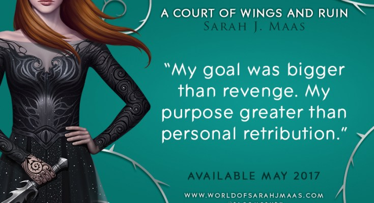 acowar, sarah j maas, a court of wings and ruin, giveaway, depepi, depepi.com, bookish