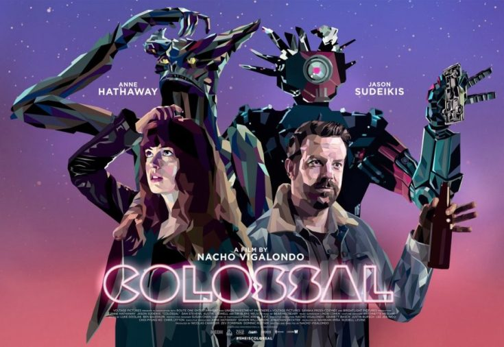 colossal, monster, anne hathaway, nacho vigalondo, depepi, depepi.com, review
