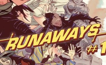 runaways, marvel, marvel comics, thorsday, comics thorsday, depepi, depepi.com