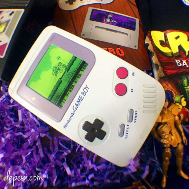 wootbox, retro, unboxing, gaming, depepi, depepi.com, wootbox, geek, geek girl
