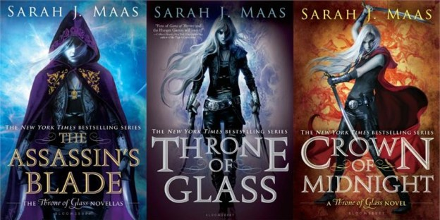 sarah j. maas, throne of glass, depepi, depepi.com, review, reviews, books