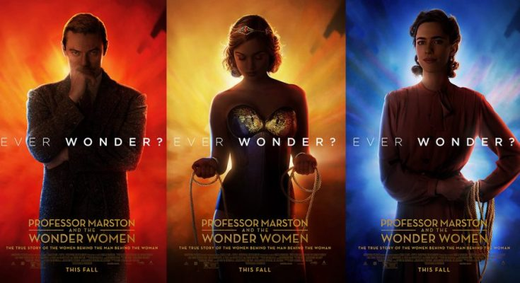 Professor Marston and the Wonder Women, Professor Marston & the Wonder Women, Wonder Woman, Professor Marston, depepi, depepi.com