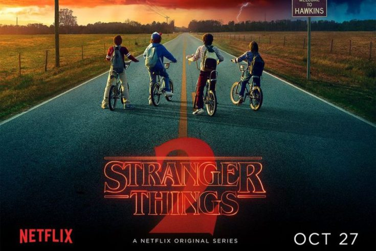 stranger things 2, stranger things, review, depepi, depepi.com, netflix, netflix and chill