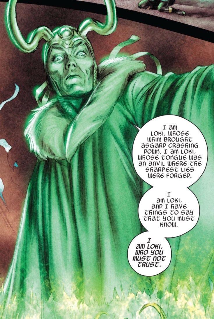 thorsday, comics thorsday, loki, loki's army, loki journey into mystery, journy into mystery, fear itself, depepi, depepi.com