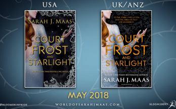 a court of frost and starlight, ACOFAS, cover reveal, bloomsbury, sarah j maas, depepi, depepi.com, reviews