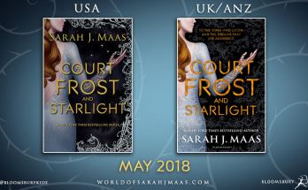a court of frost and starlight, ACOFAS, cover reveal, bloomsbury, sarah j maas, depepi, depepi.com, reviews