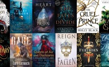 best fantasy books, best ya books, fantasy books, ya books, books 2018, depepi, depepi.com
