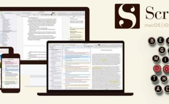 scrivener, scrivener app, writing tips, writing, depepi, depepi.com