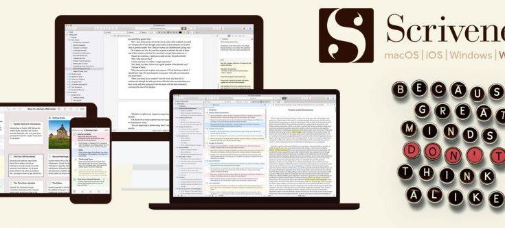 scrivener, scrivener app, writing tips, writing, depepi, depepi.com