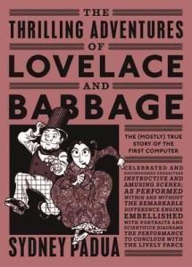 the thrilling adventures of lovelace and babbage, lovelace, comics, graphic novel, depepi, depepi.com