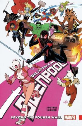 gwenpool, marvel, marvel comics, depepi, depepi.com, reviews, superheroes
