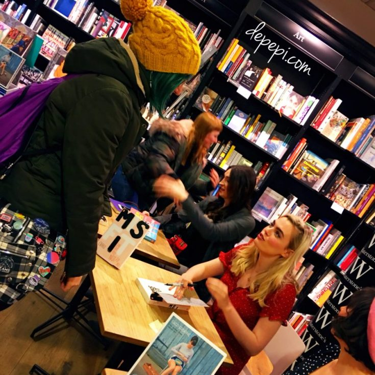 misfit one size does not fit all, misfit, charli howard, depepi, depepi.com, waterstones