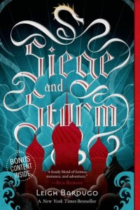 leigh bardugo, siege and storm, reviews, books, bookish reviews, depepi, depepi.com