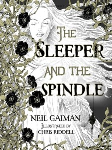 The Sleeper and the Spindle, neil gainman, bookish, depepi, depepi.com, bookshop
