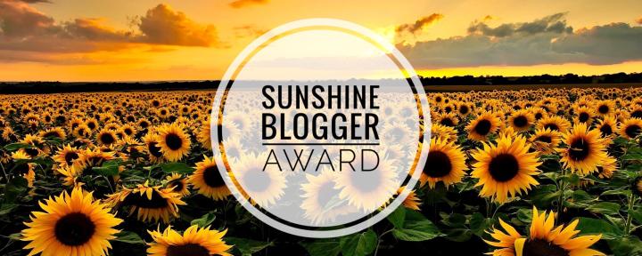 sunshine blogger award, blogger awards, depepi, depepi.com