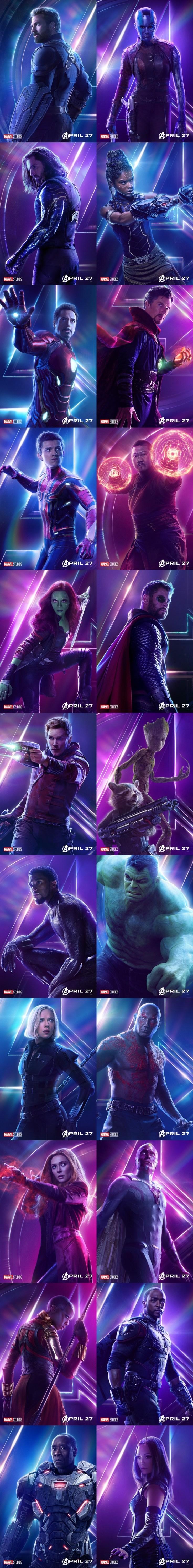 avengers, avengers infinity war, captain america, captain america's butt, cap's butt, cap's butt pose, new posters, marvel, mcu, depepi, depepi.com