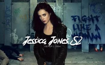jessica jones, jessica jones s2, jessica jones season 2, marvel, marvel comics, mcu, netflix, depepi, depepi.com
