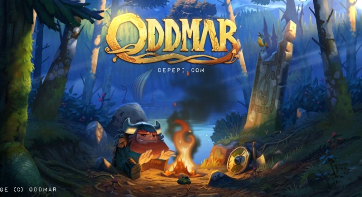 oddmar, apps, ios, apple, game, reviews, depepi, depepi.com, vikings