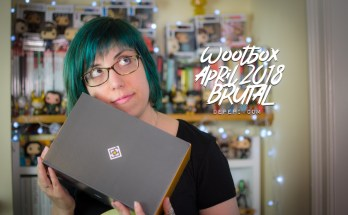 wootbox, wootbox april, wootbox brutal, wootbox unboxing, unboxing, guardians of the galaxy, groot, rocket racoon, avengers infinity war, god of war, GOT, depepi, depepi.com