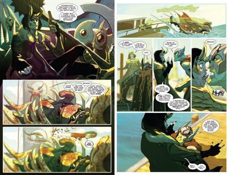 Thorsday, comics, marvel, marvel comics, thor, god of thunder, depepi, depepi.com, loki, loki's army, loki of asgard