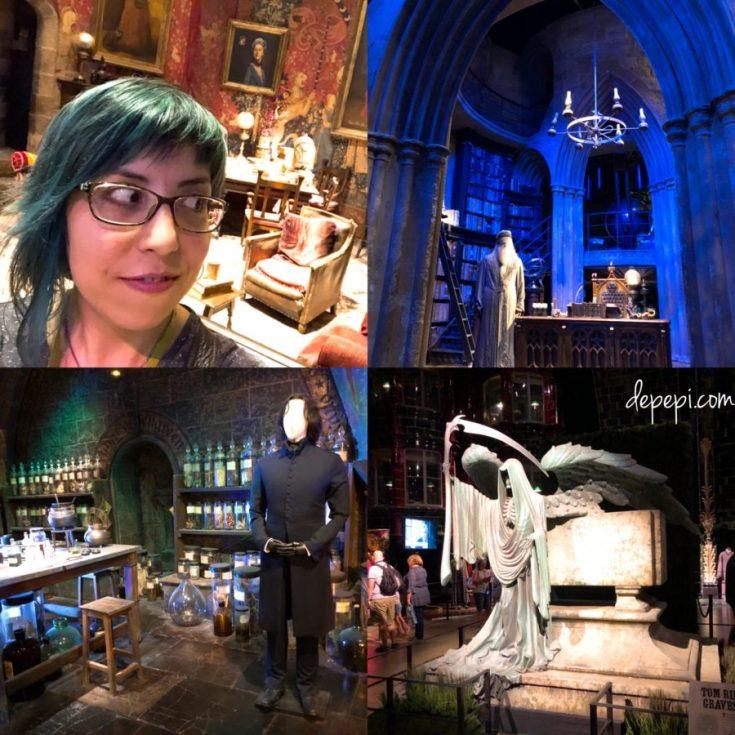 Warner Bros., Harry Potter, Harry Potter studio tour, Harry Potter London, Harry Potter studio tour London, London, depepi, depepi.com