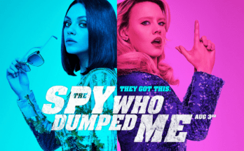 the spy who dumped me, Kate makkinon, mila cunis, comedy, me time, depepi, depepi.com, review