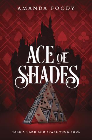 ace of shades, Amanda foody, the shadow game series, depepi, depepi.com