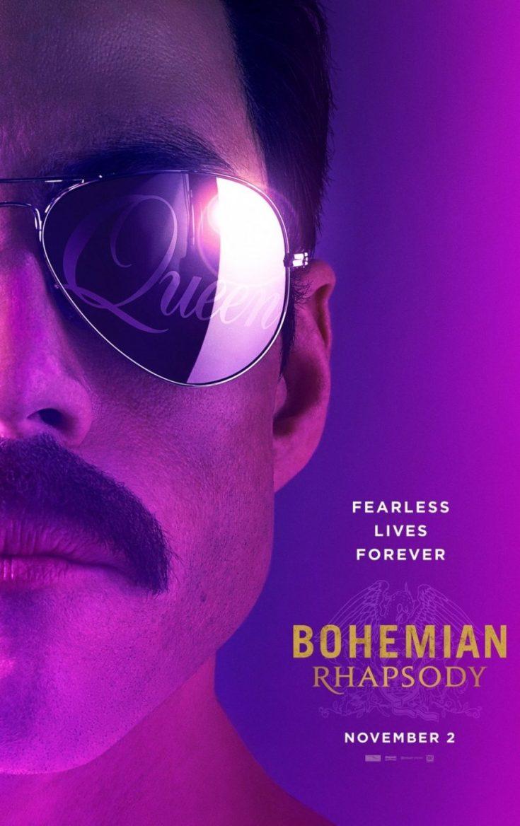 bohemian rhapsody, Freddie mercury, Queen, bohemian rhapsody movie, depepi, depepi.com, review