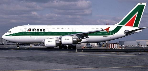 greve le trafic aerien italien