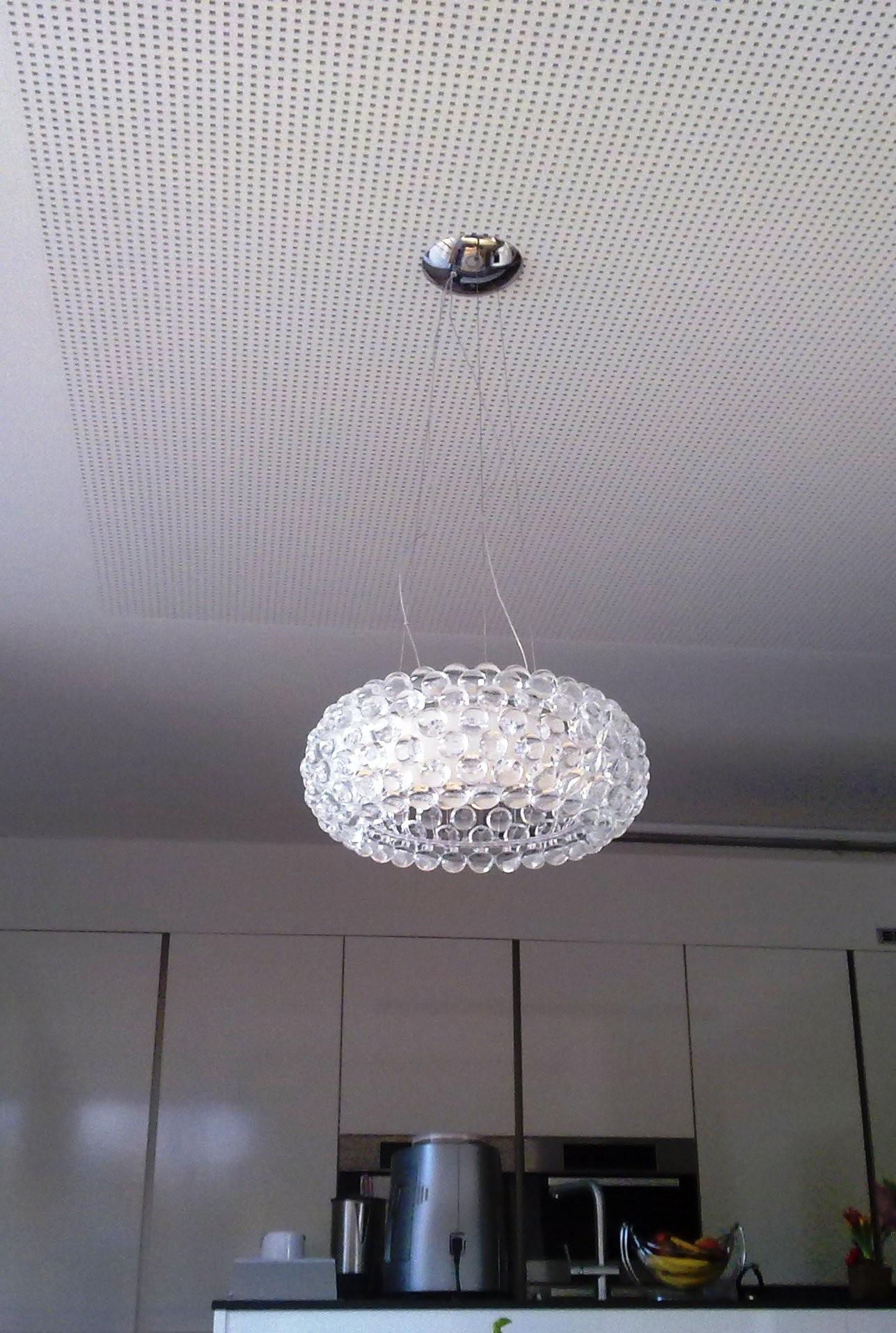Foscarini Caboche Medium Suspension Lamp  Deplaincom