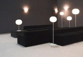 Flos Glo Ball F3 Floor Lamp   Deplain.com