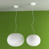 Flos Glo Ball S1 Suspension Lamp   Deplain.com