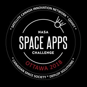 Space Apps Ottawa 2018 Host Sponsors
