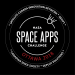 Space Apps Ottawa is back, October 19-21