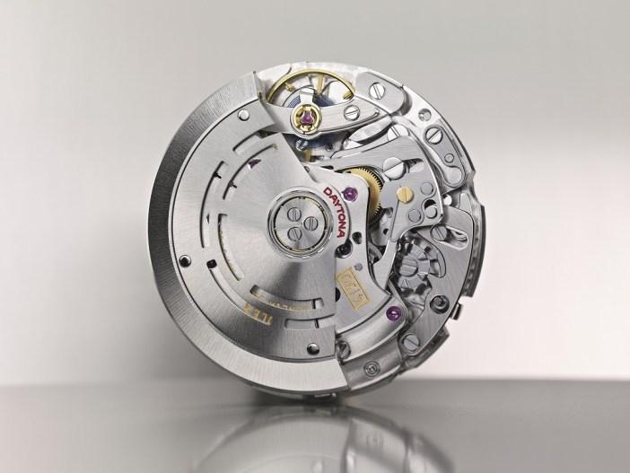 The Rolex Calibre 4130