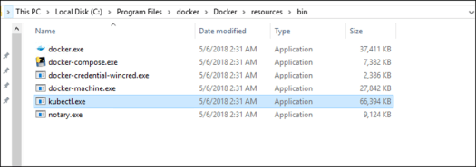 Manage Kubernetes on Docker for Windows 101 Guide - Deploy