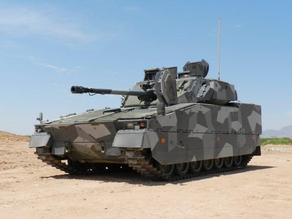 Army Ground Combat Vehicle