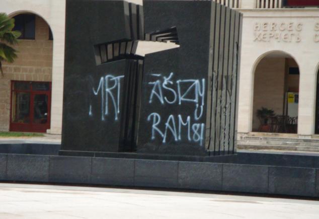 Grafiti-Mostar