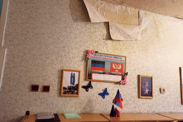Дитсадок в окупованому Донецьку: Плісняв…