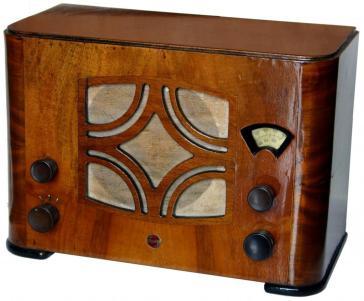 Radio Philips 944A - dopo il restauro