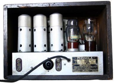 Phonola 590 Alcis - chassis