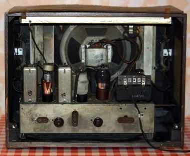 Radio His Master's Voice 1119 - telaio