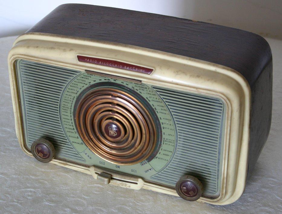 Radio Allocchio Bacchini 415