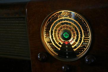 Radio Imcaradio Pangamma IF121 - scala parlante