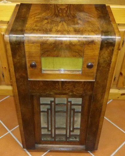 Radio Phonola 632 Serie Ferrosite