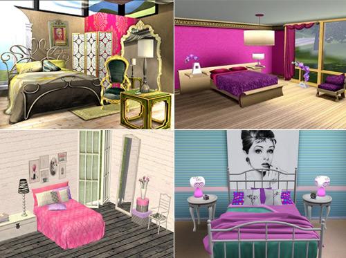 Montar quarto no The Sims